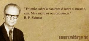 BF Skinner
