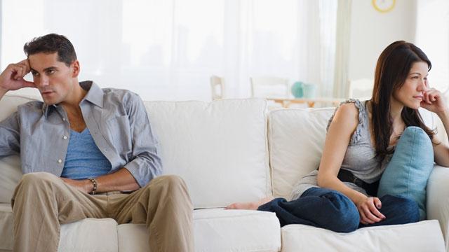 conflito de casal
